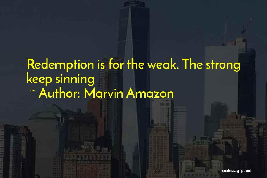 Mystery Thriller Quotes By Marvin Amazon