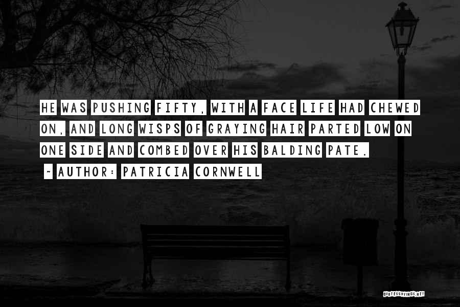 Mystery Thriller Quotes By Patricia Cornwell