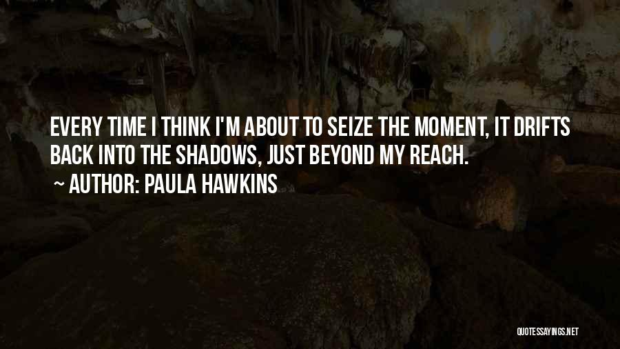 Mystery Thriller Quotes By Paula Hawkins