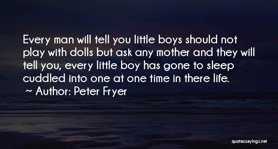 Mystery Thriller Quotes By Peter Fryer