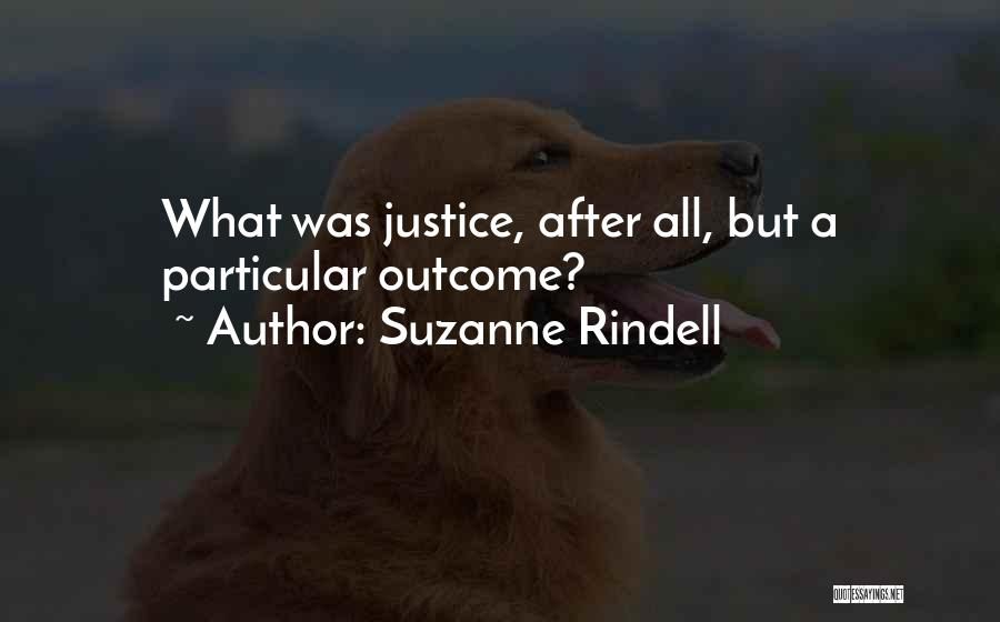 Mystery Thriller Quotes By Suzanne Rindell