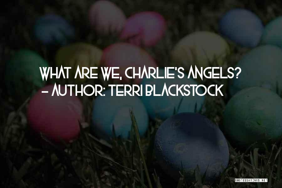 Mystery Thriller Quotes By Terri Blackstock