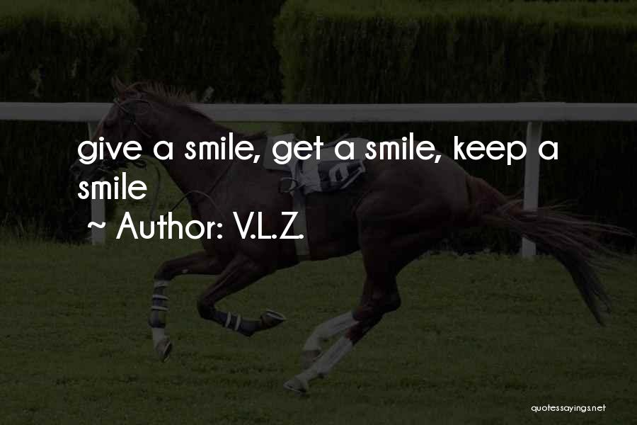 Mystery Thriller Quotes By V.L.Z.