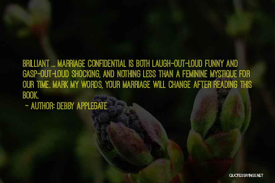 Mystique Quotes By Debby Applegate