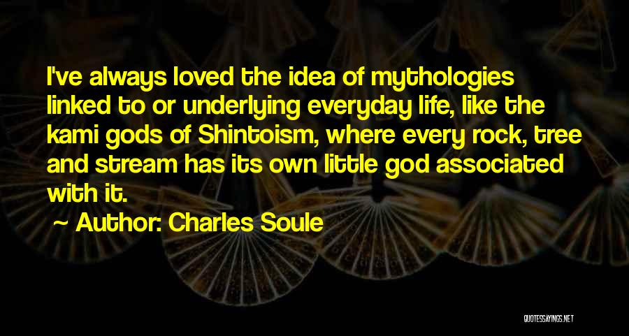 Mythologies Quotes By Charles Soule
