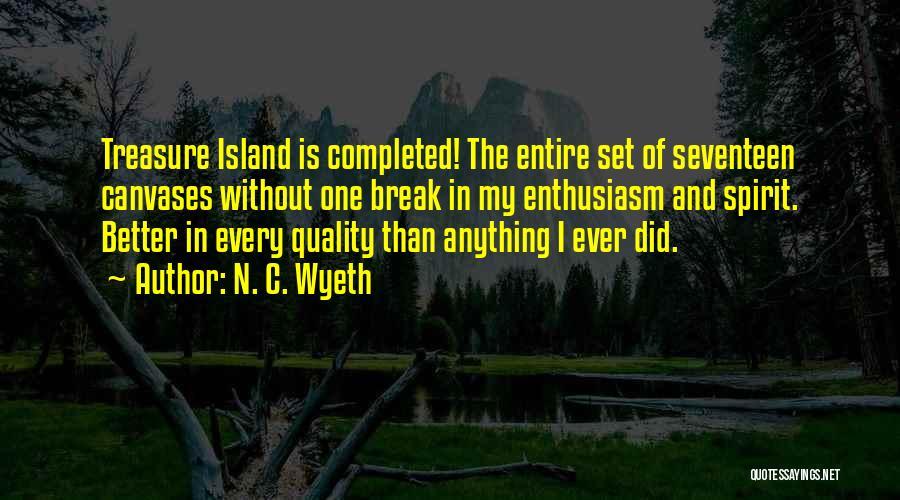 N. C. Wyeth Quotes 1409963