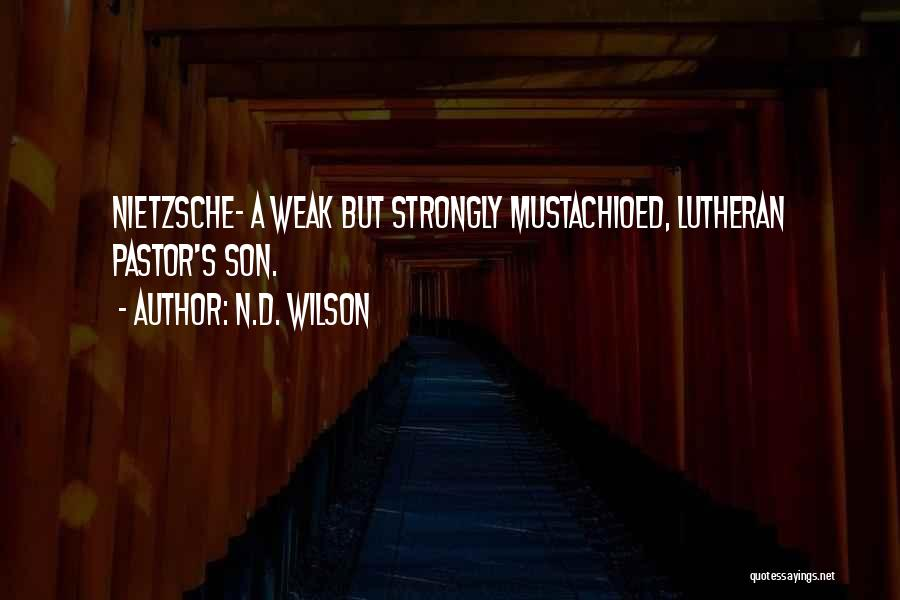 N.D. Wilson Quotes 1002957