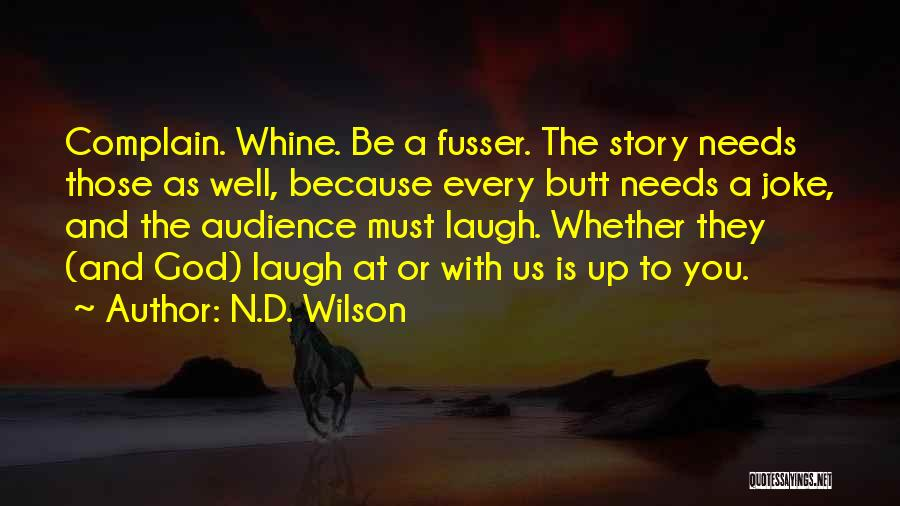 N.D. Wilson Quotes 1451470