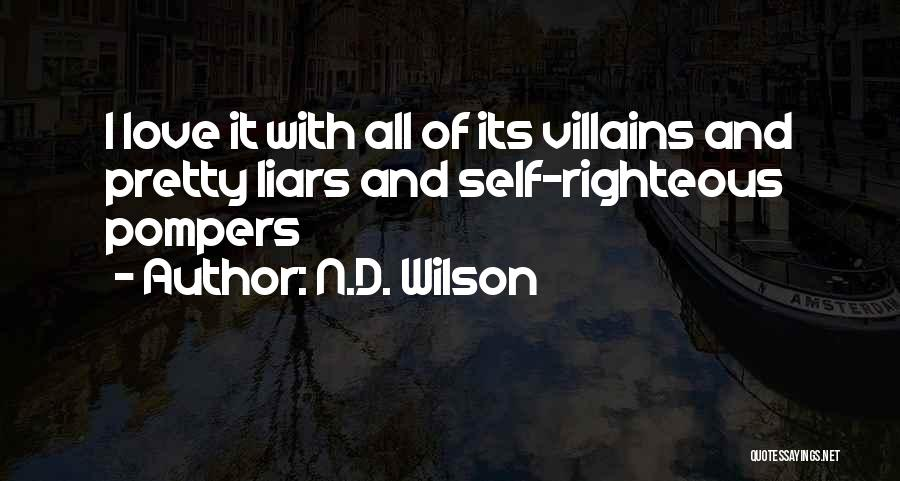 N.D. Wilson Quotes 1792527