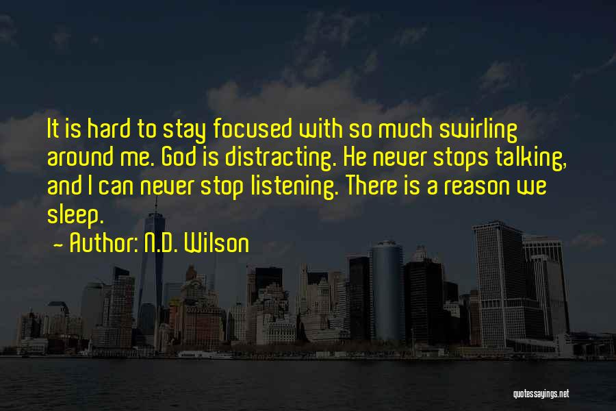 N.D. Wilson Quotes 2165098