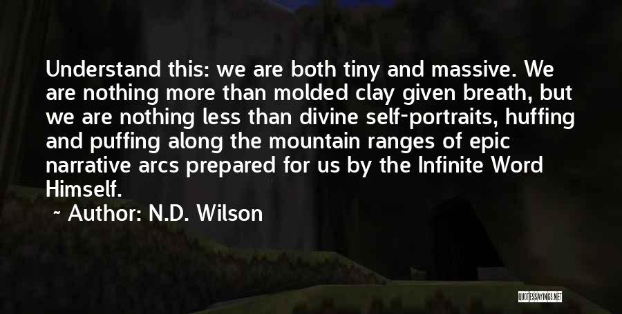 N.D. Wilson Quotes 2190703
