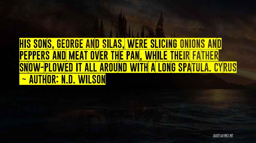 N.D. Wilson Quotes 2261108