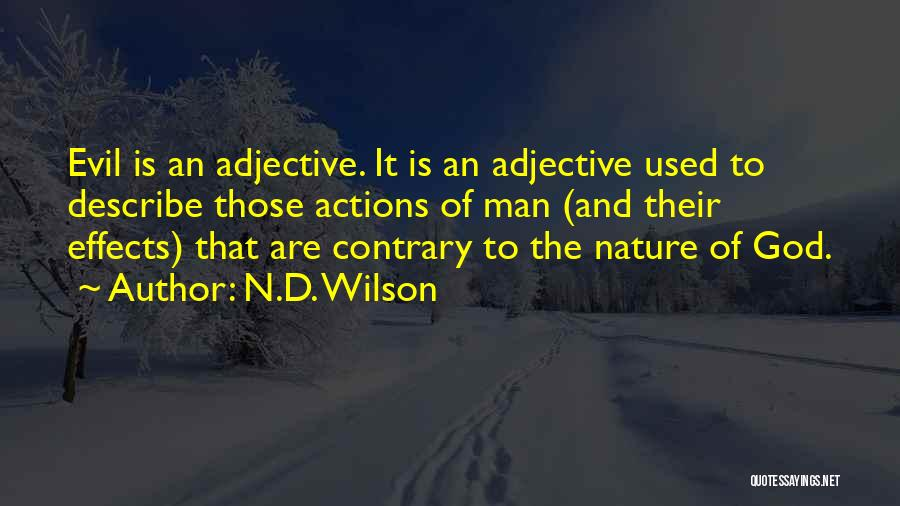 N.D. Wilson Quotes 905384