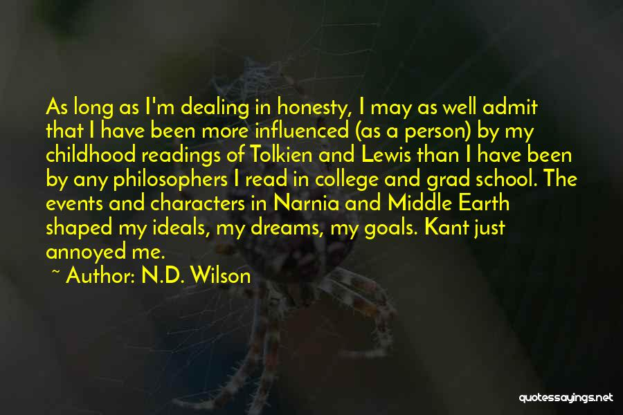N.D. Wilson Quotes 979554