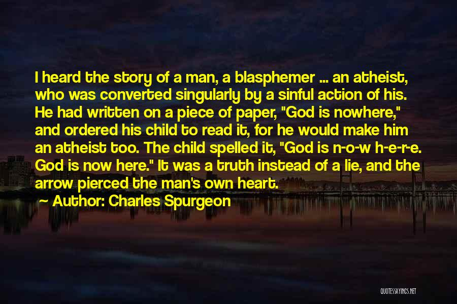 N E W Quotes By Charles Spurgeon