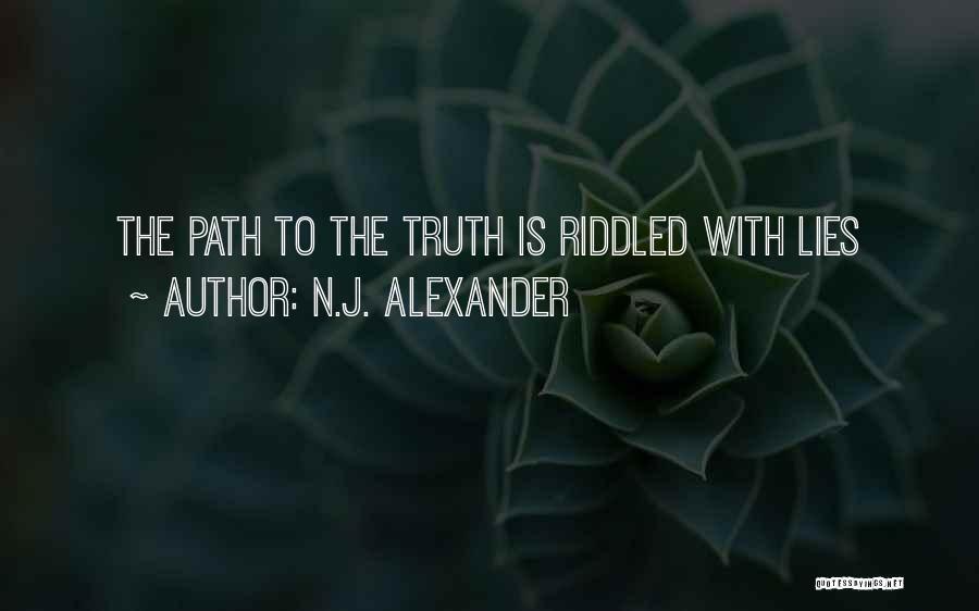 N.J. Alexander Quotes 320117