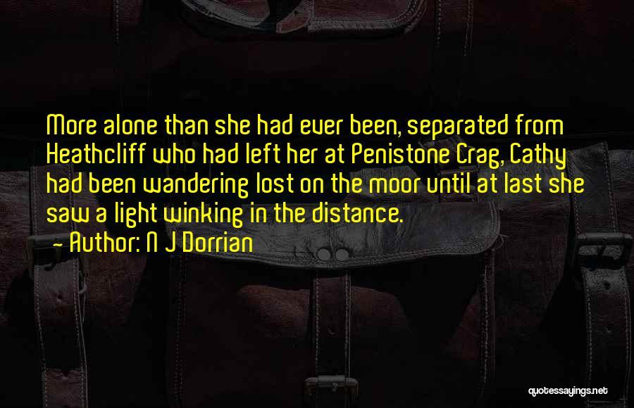 N J Dorrian Quotes 1902638