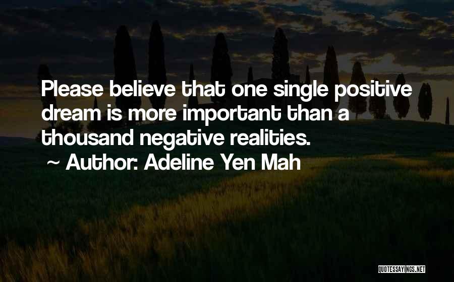 N Mah Quotes By Adeline Yen Mah