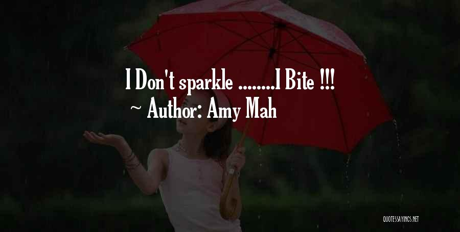 N Mah Quotes By Amy Mah