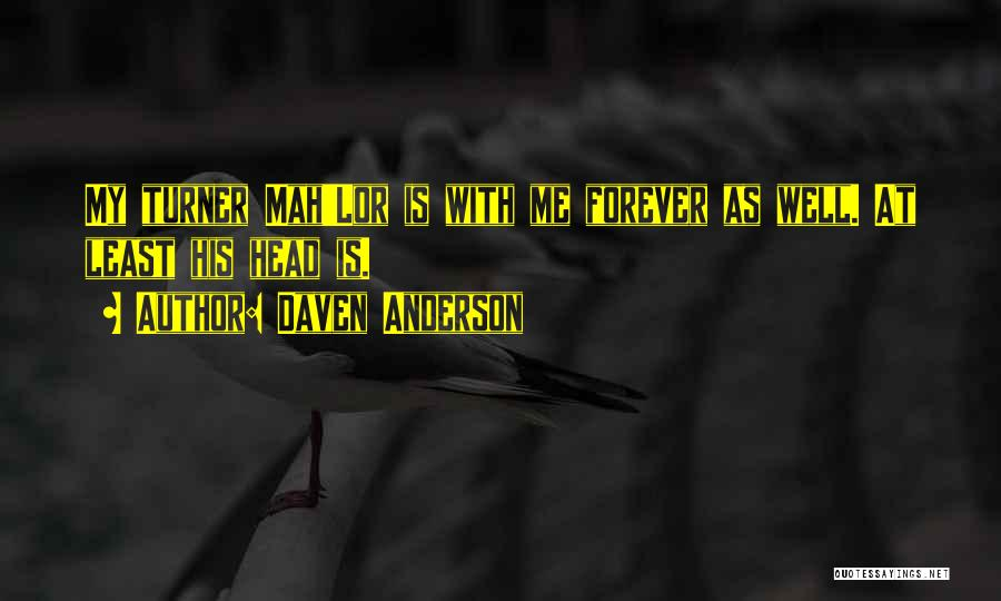 N Mah Quotes By Daven Anderson