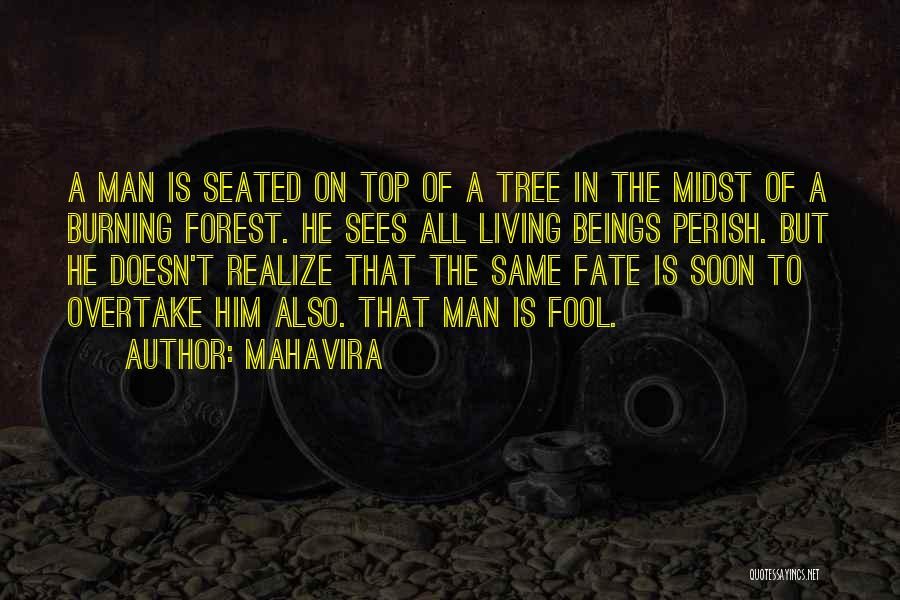 N Mah Quotes By Mahavira