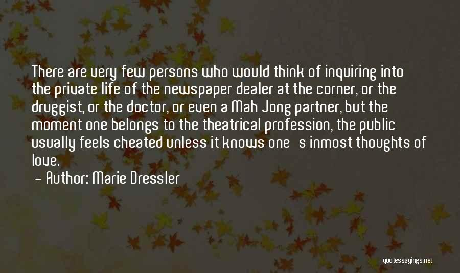 N Mah Quotes By Marie Dressler