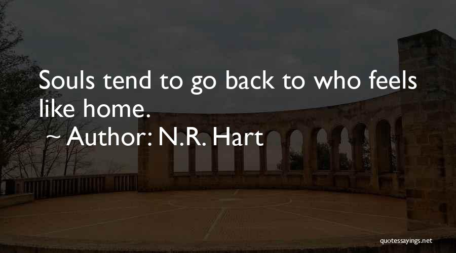 N.R. Hart Quotes 1219417