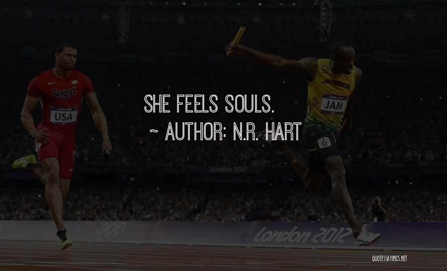N.R. Hart Quotes 634351