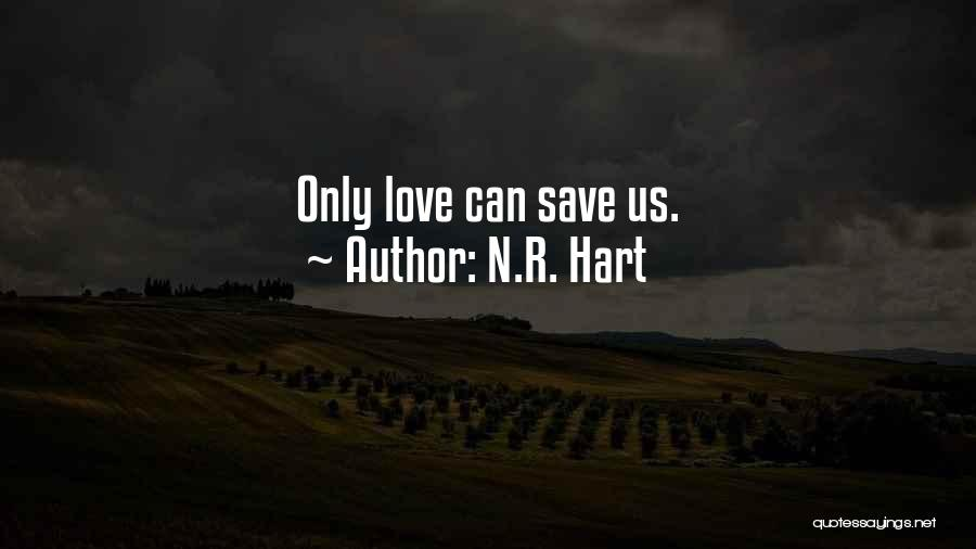N.R. Hart Quotes 843017