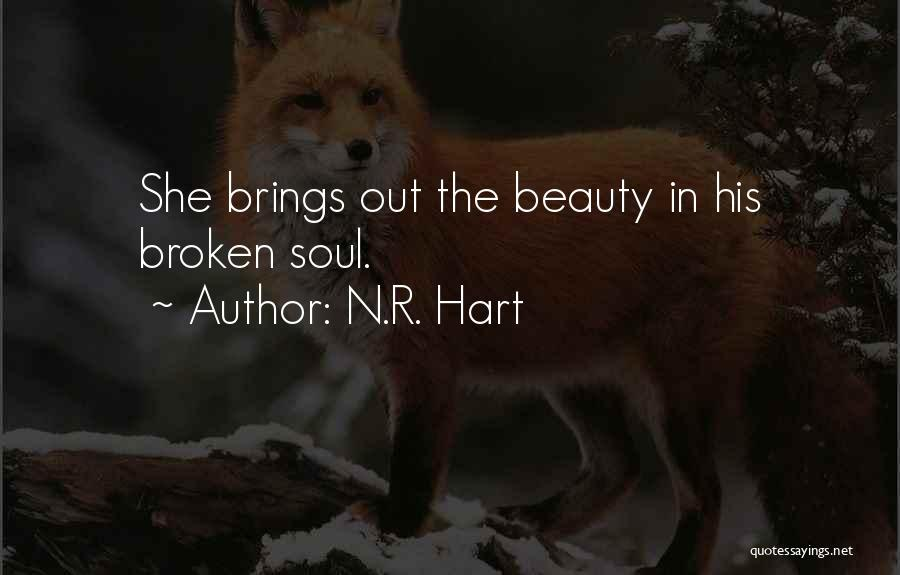 N.R. Hart Quotes 947171