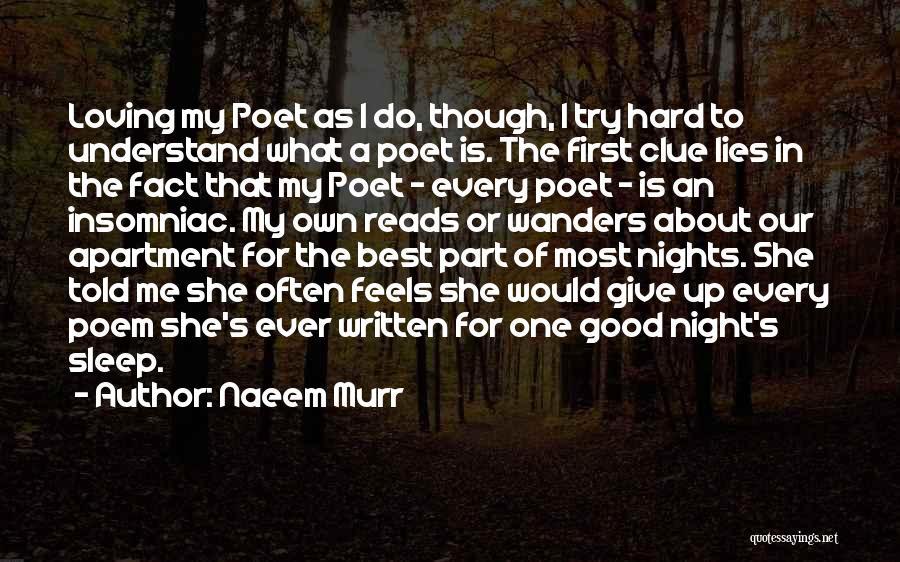 Naeem Murr Quotes 1259967