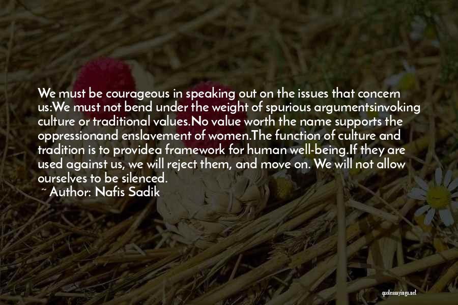 Nafis Sadik Quotes 2175635