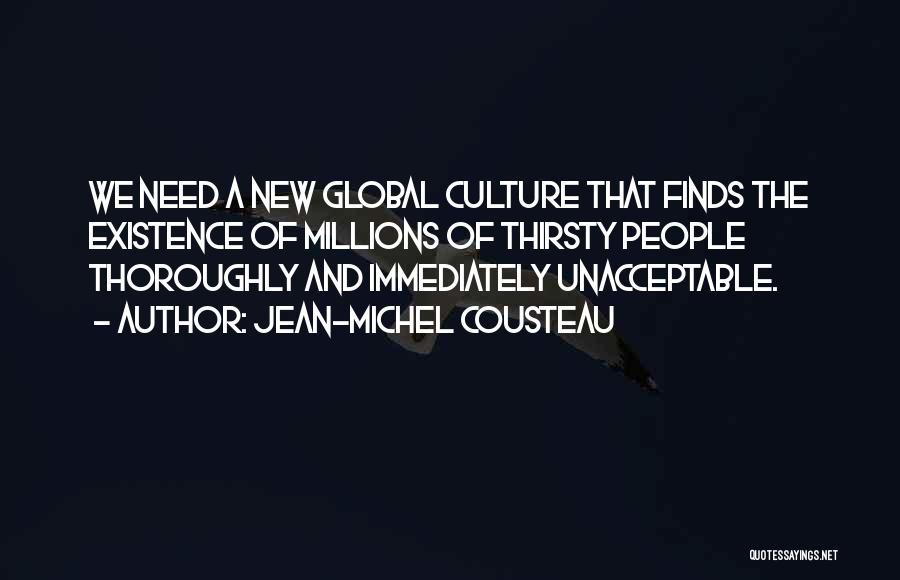 Nagisa Furukawa Quotes By Jean-Michel Cousteau