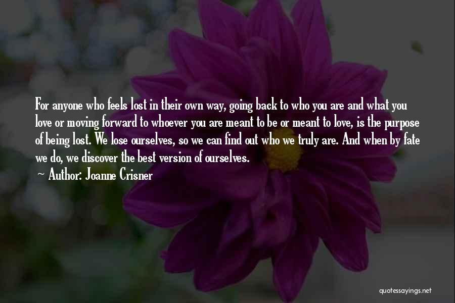 Nagisa Furukawa Quotes By Joanne Crisner