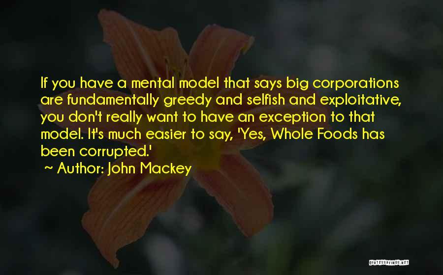 Nagisa Furukawa Quotes By John Mackey