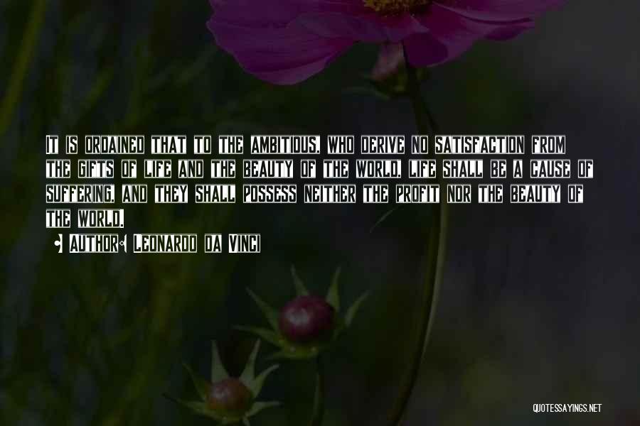 Nagisa Furukawa Quotes By Leonardo Da Vinci