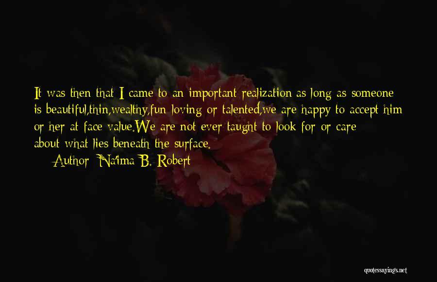 Na'ima B. Robert Quotes 1070856