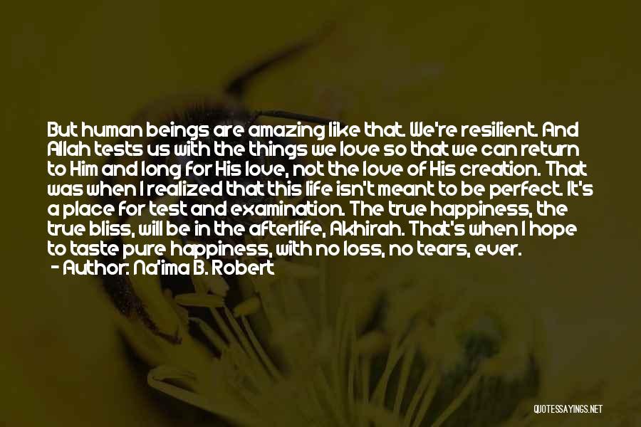 Na'ima B. Robert Quotes 300815