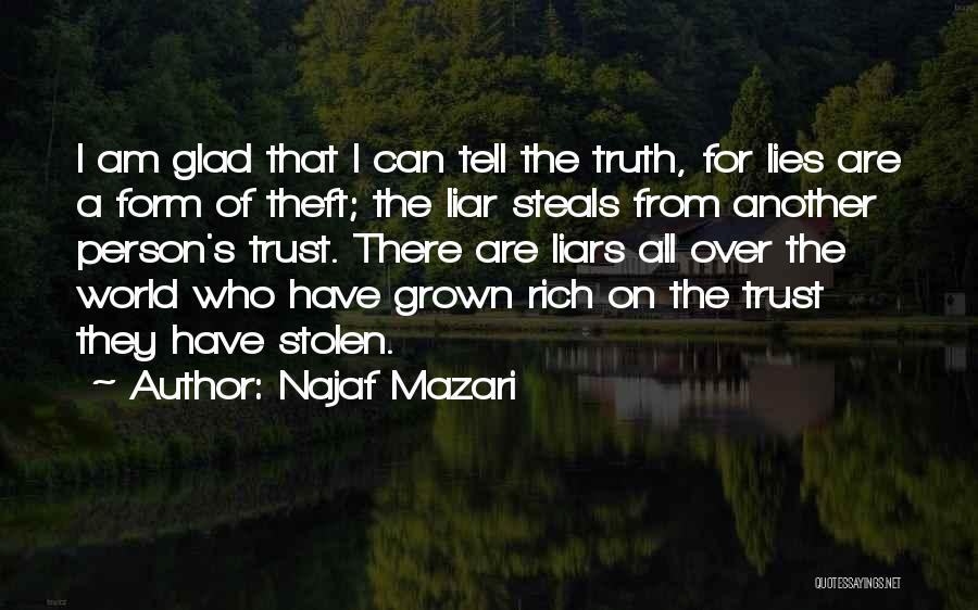 Najaf Mazari Quotes 1006405