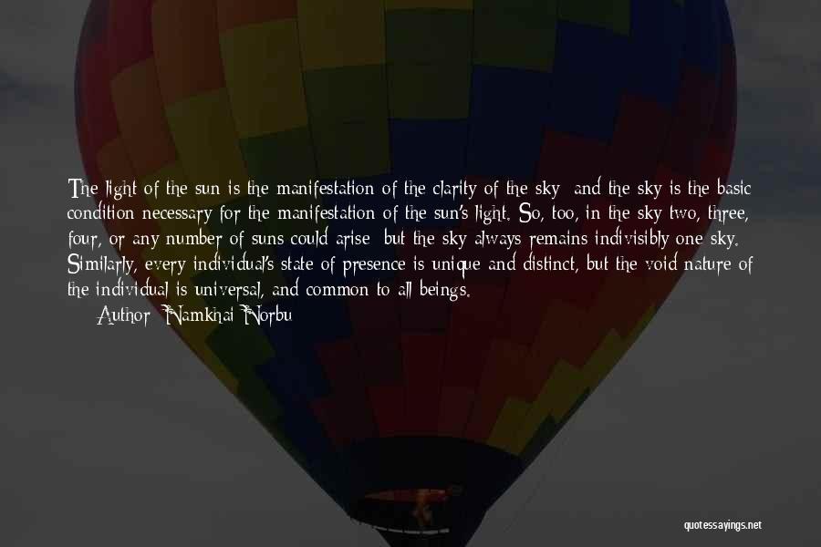Namkhai Norbu Quotes 2041083