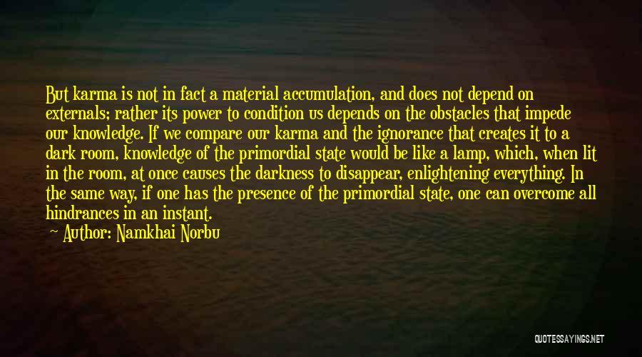 Namkhai Norbu Quotes 449094