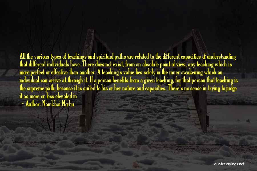 Namkhai Norbu Quotes 455214