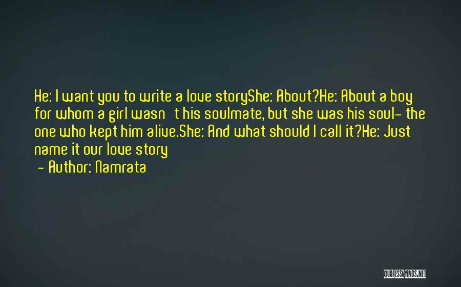 Namrata Quotes 1410526