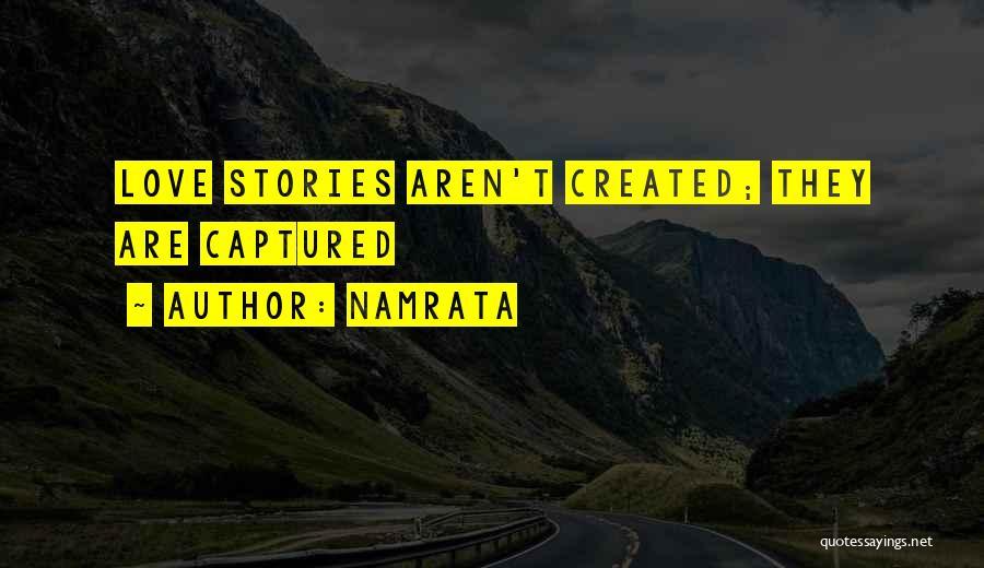 Namrata Quotes 1666960