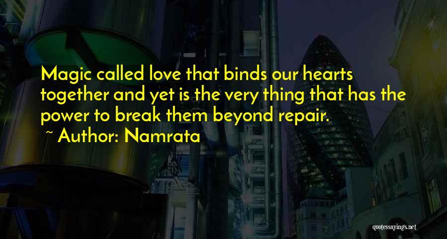Namrata Quotes 2092934