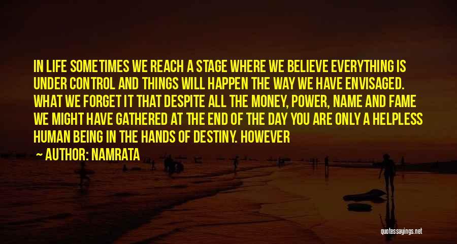 Namrata Quotes 2095882