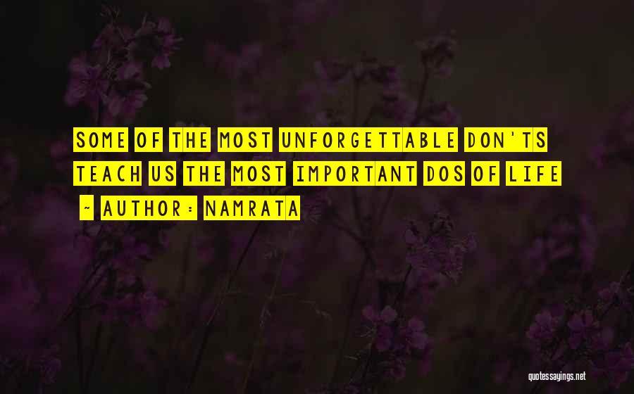 Namrata Quotes 2179126