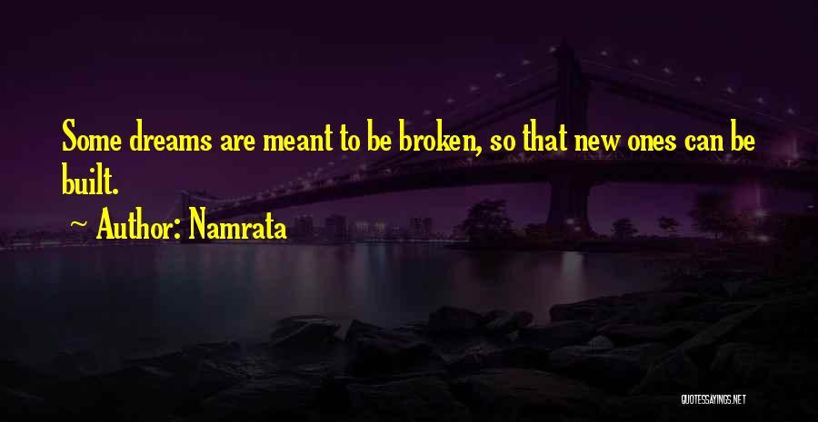 Namrata Quotes 2192462