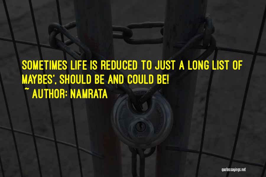 Namrata Quotes 254600