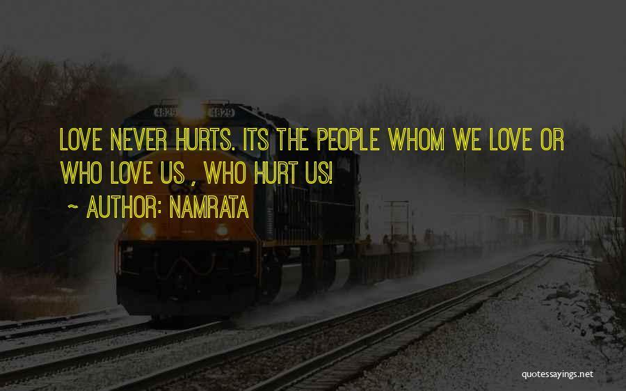 Namrata Quotes 611106
